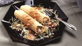 Asian Chicken-Manicotti Salad