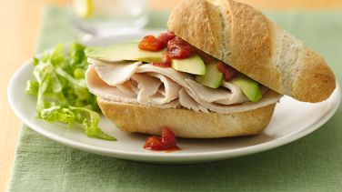 Southwest Turkey Sandwiches