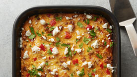 Tex-Mex Quinoa Breakfast Bake