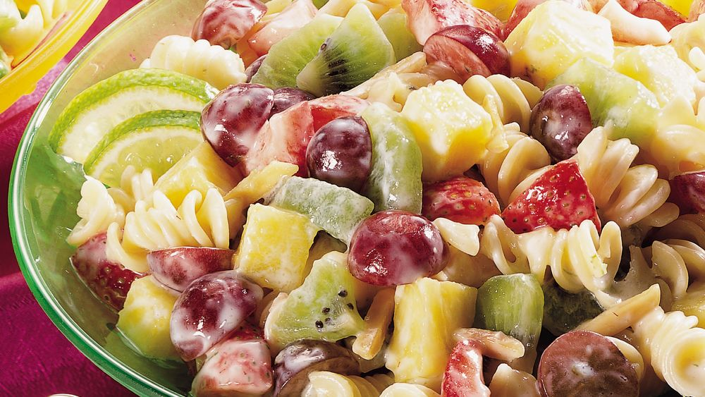 Fruity Pasta Salad