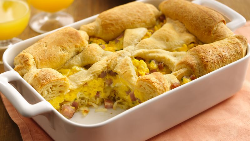 Country Breakfast Pot Pie