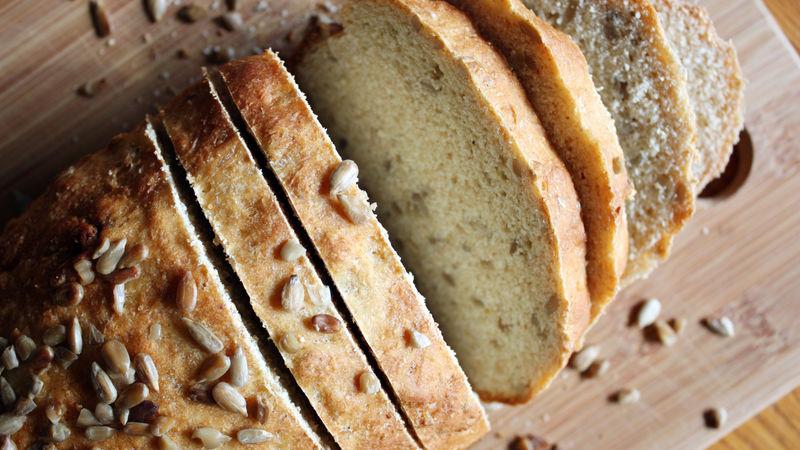 Sunflower Seed Bread Recipe Tablespoon Com