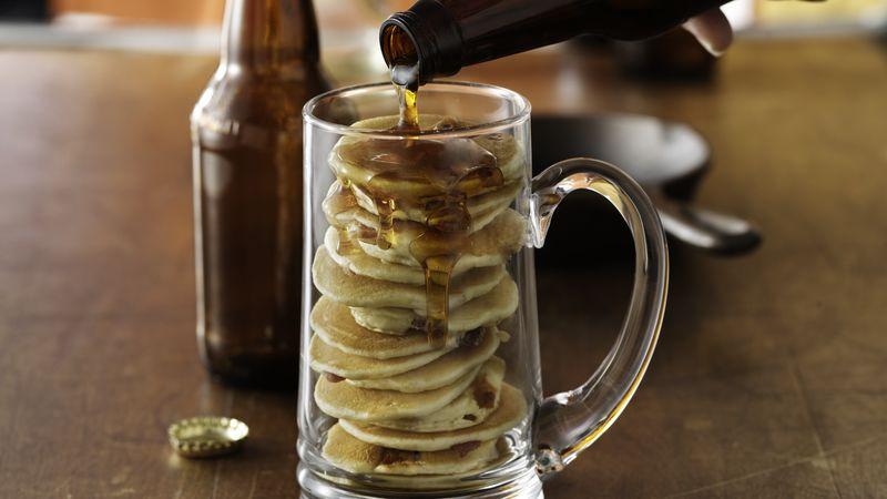 Beer and bacon mancakes recipe bettycrocker beer and bacon mancakes forumfinder Choice Image