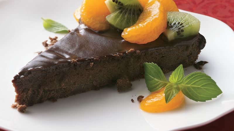 Decadent Chocolate Tart