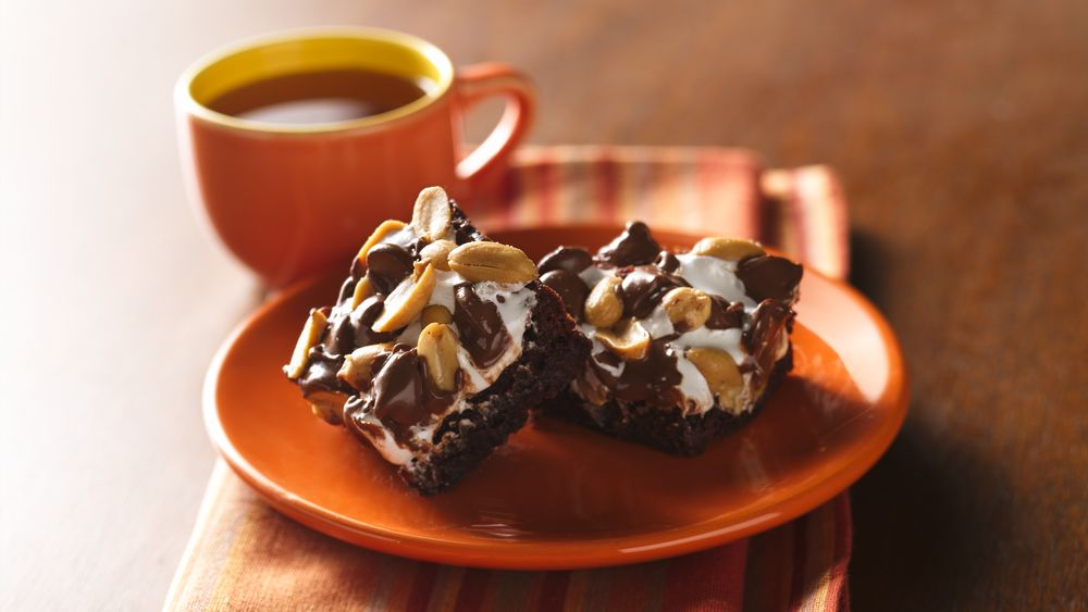 Tin Roof Sundae Brownies Recipe - Pillsbury.com