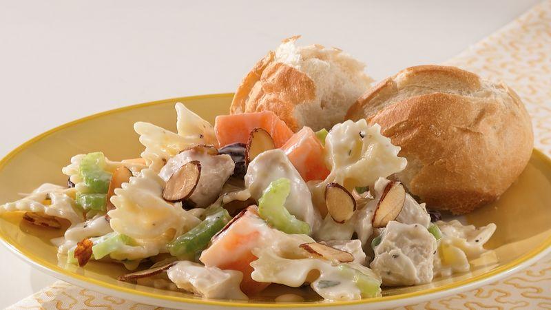 Lemon-Mint Chicken Salad