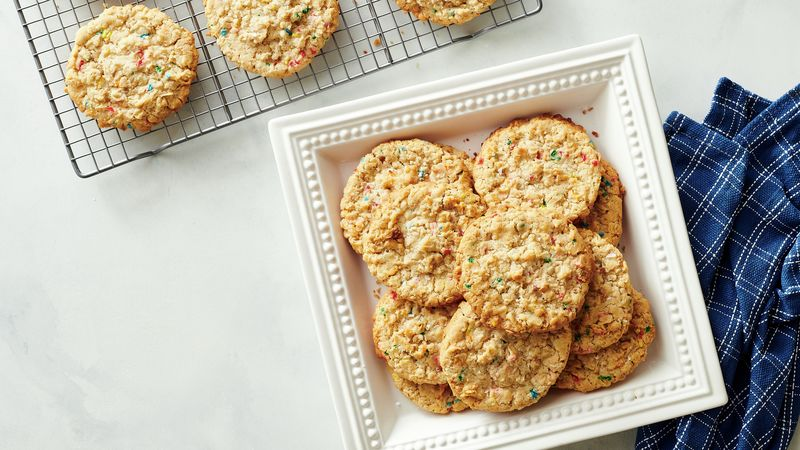 Funfetti® Tongass Forest Cookies