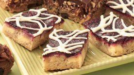 White Chocolate-Raspberry Bars