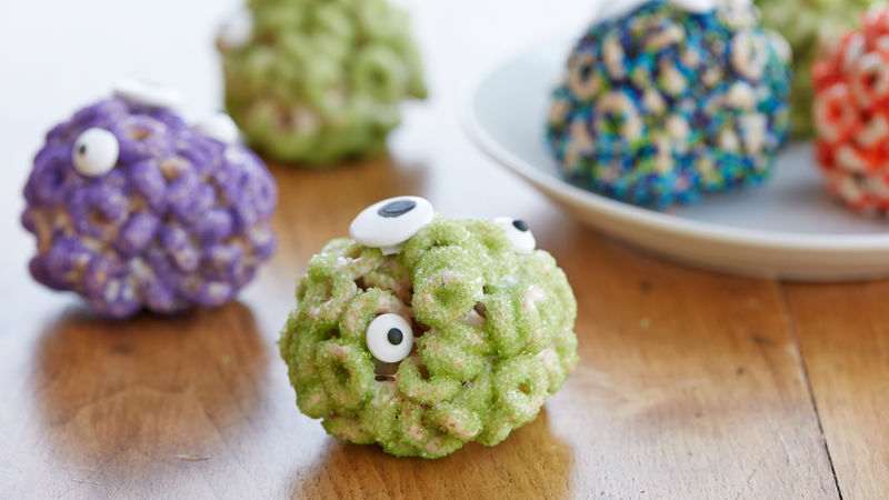 No-Bake Monster Cheerios™ Balls