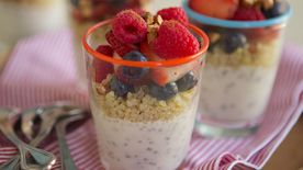 Berry Breakfast Quinoa
