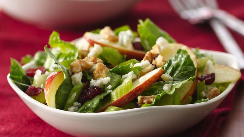 Celery and Apple Salad with Cider Vinaigrette