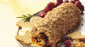 Fruit-Cheese Log