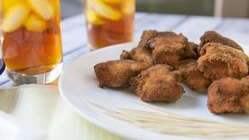 Sweet Tea Fried Chicken Bites