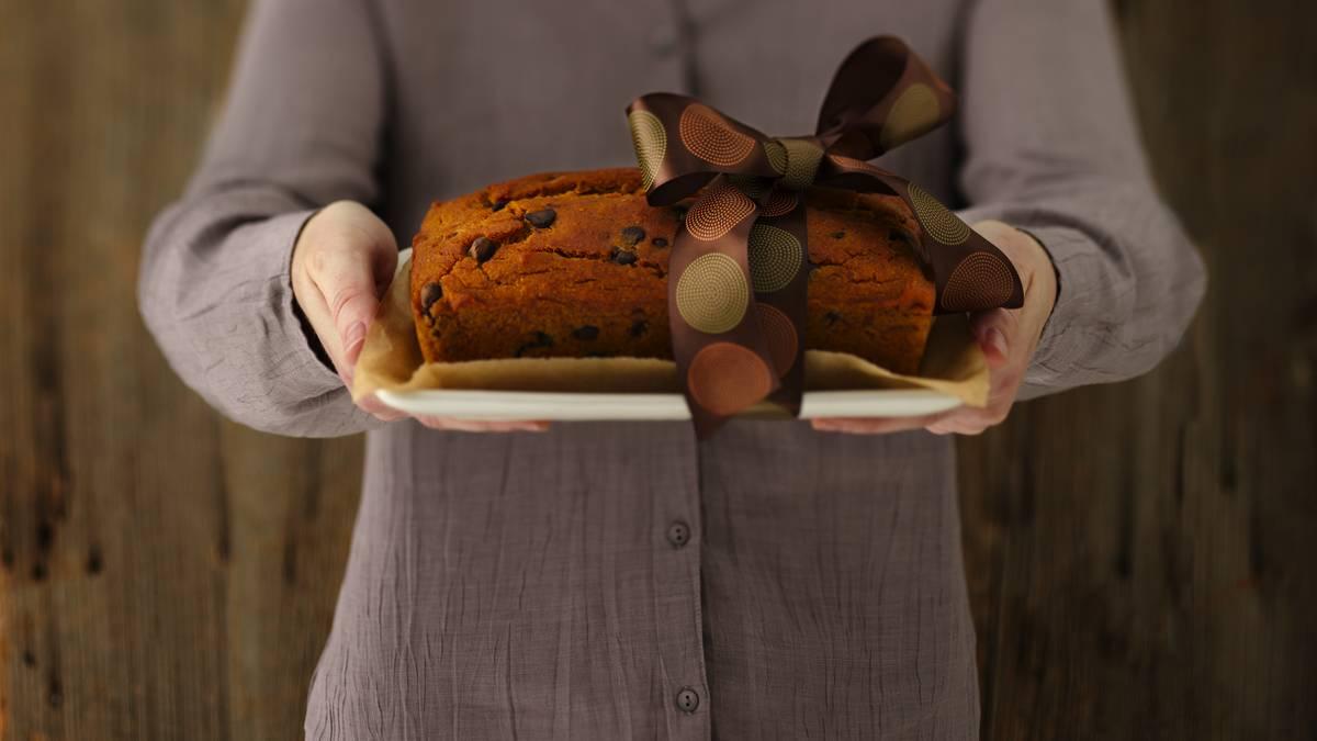 Allergen-Friendly Pumpkin Bread