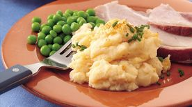 Four-Cheese Mashed Potato Casserole