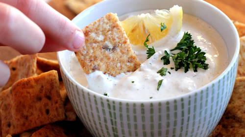 Creamy Clam Dip image