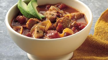 Chipotle Pork Chili
