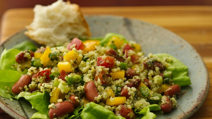 Hearty Grain and Veggie Salad
