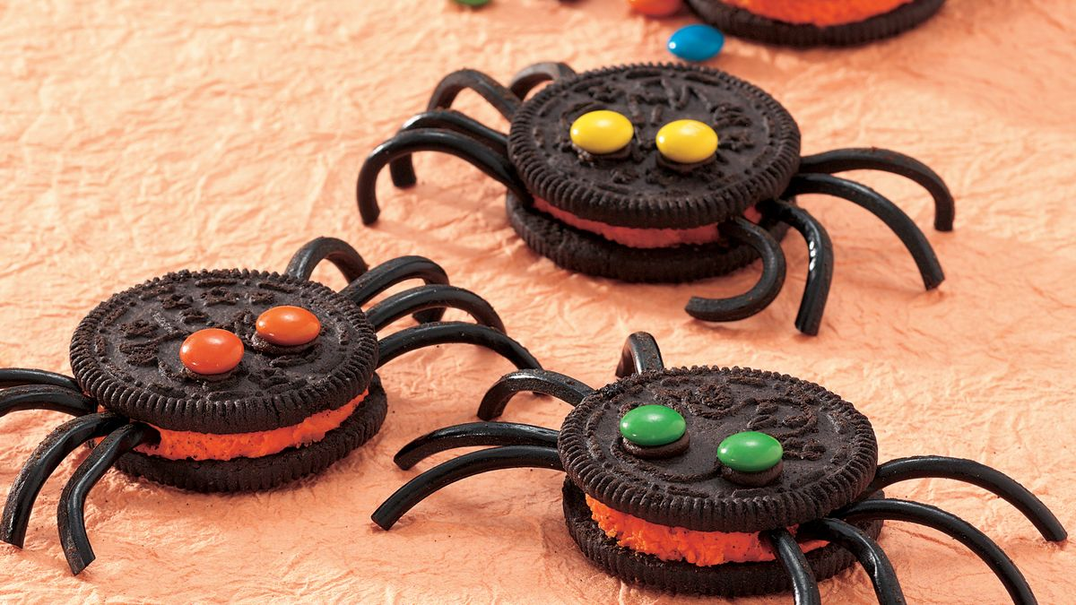 Halloween Cookie Recipes , BettyCrocker.com