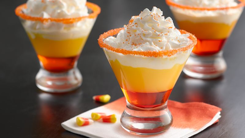 Candy Corn Coolers