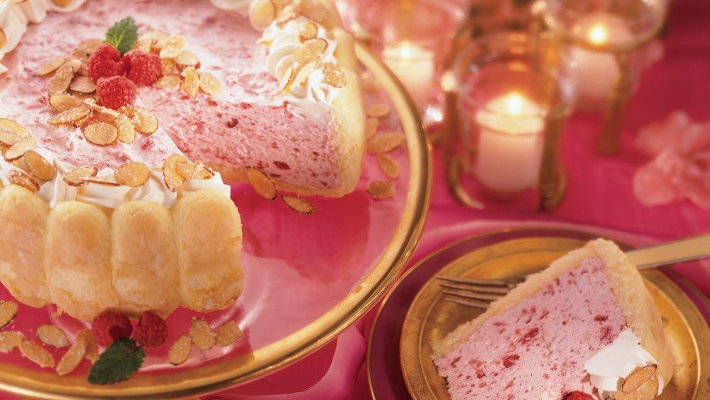 Charlotte Russe de Raspberry Recipe - Pillsbury.com