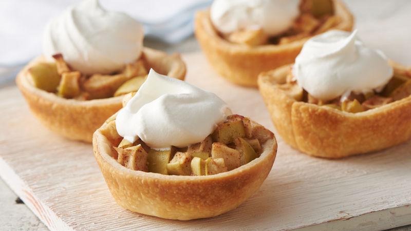 Mini Apple Pies Recipe Pillsbury Com