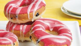 Double Berry Doughnuts