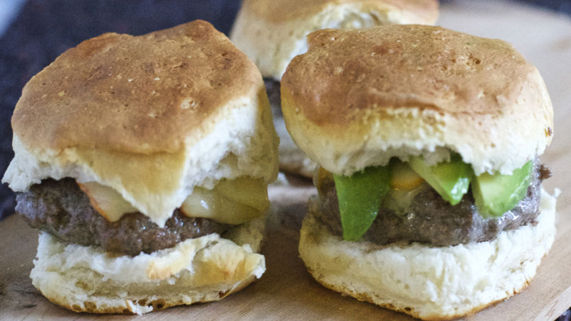 Mini-Burgers for Kids
