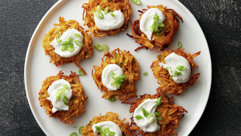 Spiced Winter Squash Fritters
