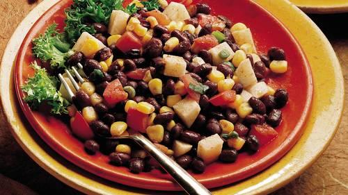 Black Bean Chili Salad image