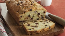 Chocolate-Cherry Bread