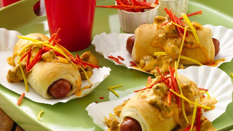 Nacho Chorizo Dogs