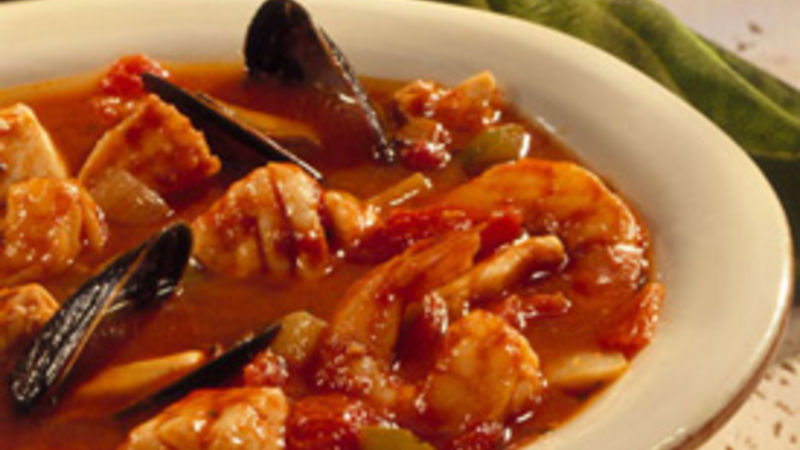 San Francisco Cioppino Recipe Bettycrocker Com