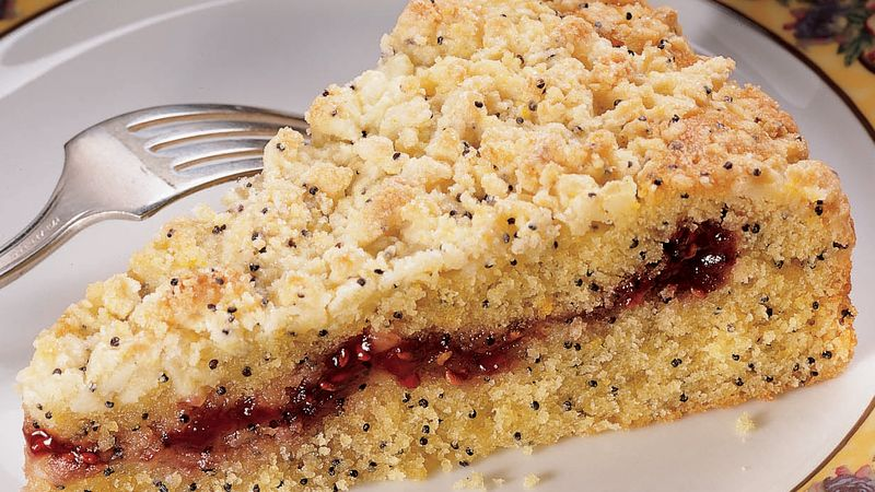 Pillsbury Raspberry Almond Coffee Cake