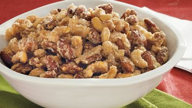 Candied Spiced Nut Mix