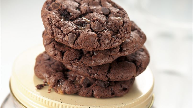 Galletas de Chocolate y Toffee