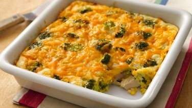 Tuna and Broccoli Bake