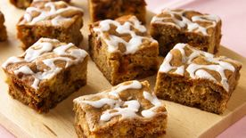 Apple Cinnamon Bars