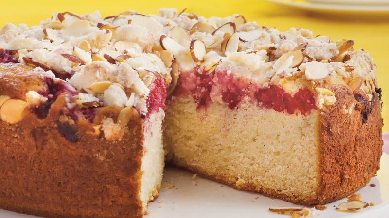 Raspberry Coffee Cake Bisquick