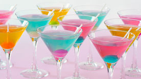 Blow Pop Martini Cocktails