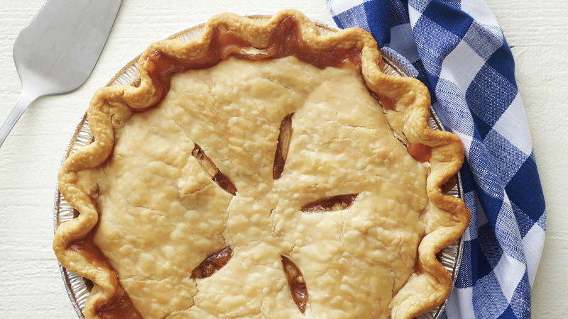 How to Freeze and Bake an Apple Pie