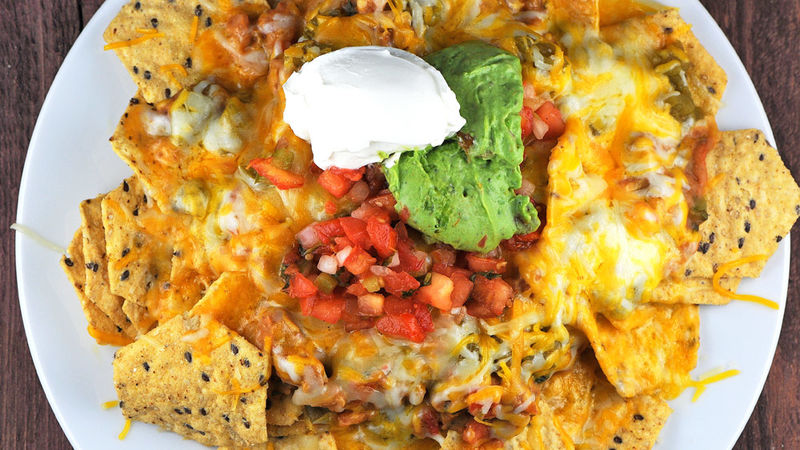 Microwave nachos recipe tablespoon microwave nachos forumfinder Images