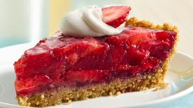 Gluten-Free Easy Strawberry Pie