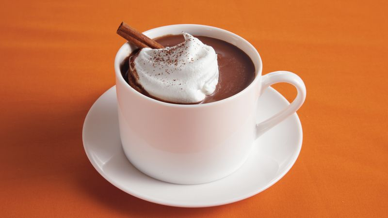 Slow-Cooker Mexican Hot Cocoa Recipe - Tablespoon.com