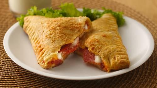Crescent Pizza Pockets Recipe Pillsbury
