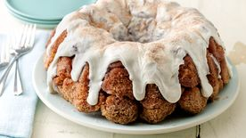 Snickerdoodle Monkey Bread