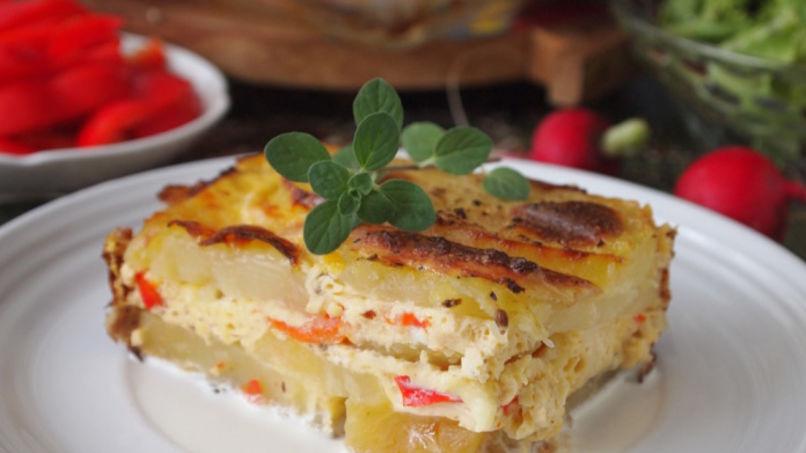 Arequipa-Style Gratin Potatoes