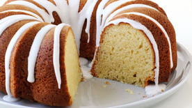 Cream Soda Bundt Cake