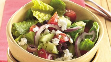 Garden-Fresh Greek Salad