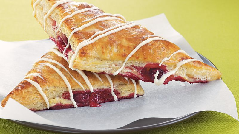 Cranberry-Apple Turnovers